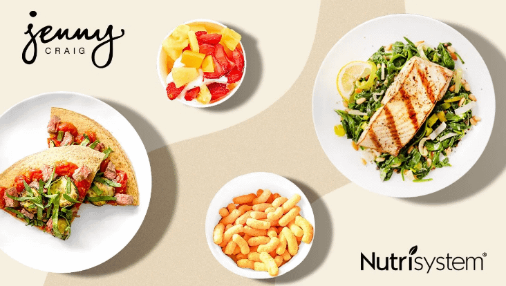 Nutrisystem vs Jenny Craig Differences Benefits and Cost