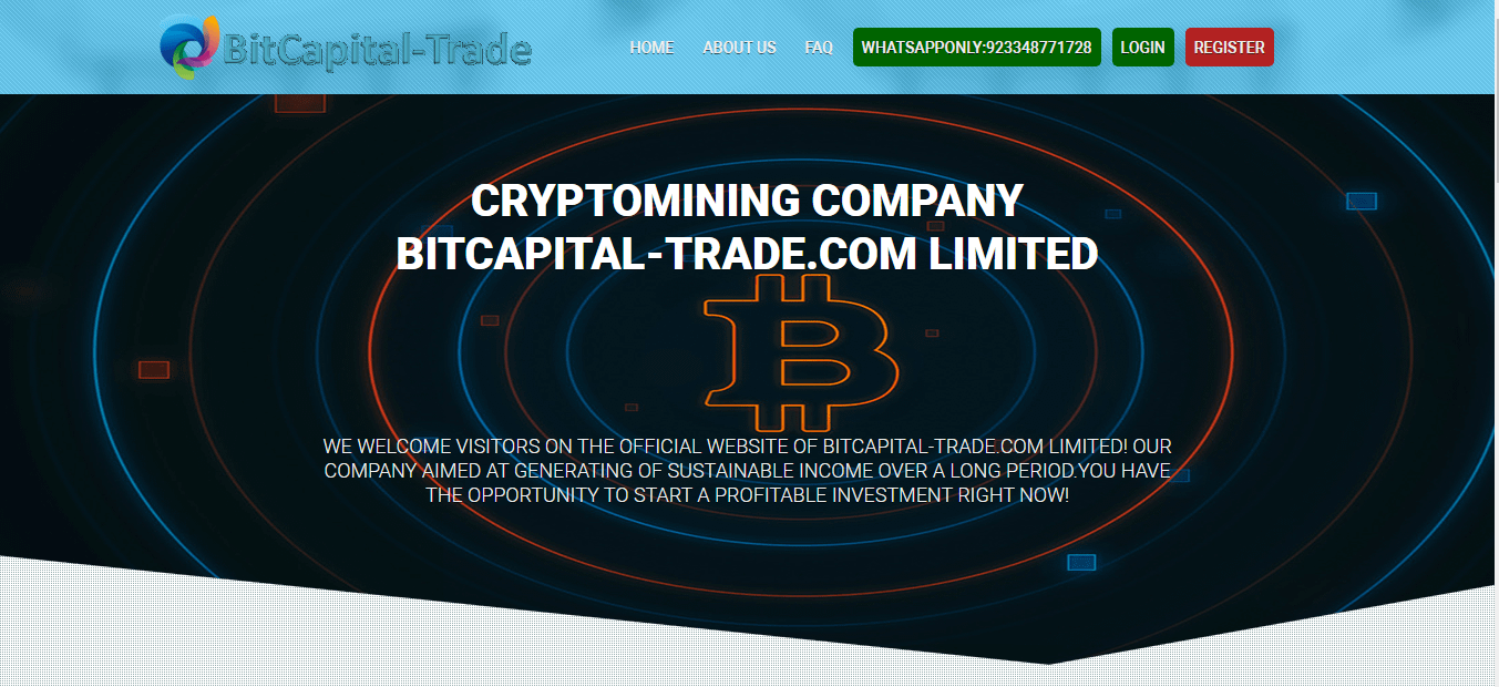 How to earn money from bitcapital-trade