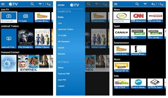 Download Mobile TV apk for android