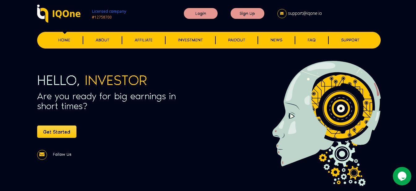 Make Money Online from iqone