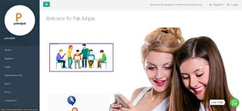 How to make money online from pakadjob