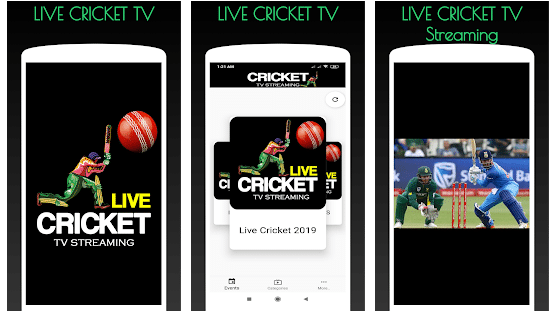 Download Live Cricket Tv Streaming apk for android
