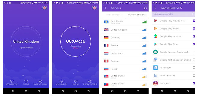 Download Cloud VPN apk for android Fast Free VPN Proxy