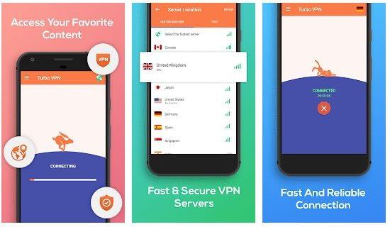 Turbo VPN-Free VPN Proxy Server&Secure VPN Browser