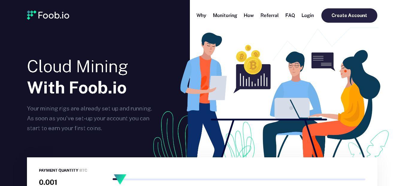 Make Money online from foob io