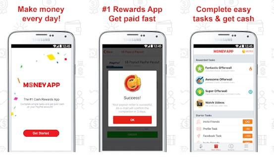 Money App - Cash for Free Apps