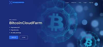 How to Earn Money from bitcoincloudfarm